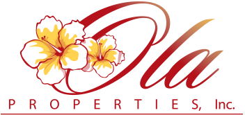 Ola Properties Oahu Vacation Rentals logo